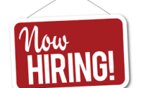Job Opening for Project Manager