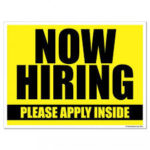 Hiring promoters