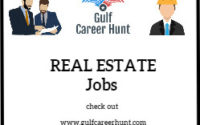Real Estate Agent Vacancy