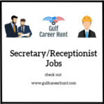 Male Receptionist
