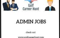 Admin Receptionist